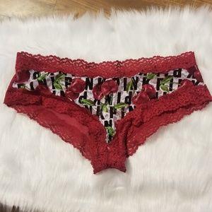 NWOT PINK Victoria's Secret panties